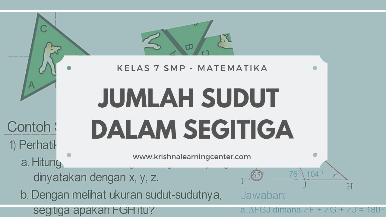 segitiga 7 smp